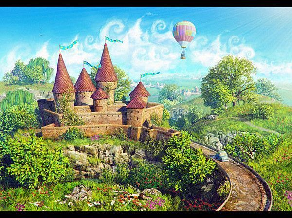 fantasy magnifique